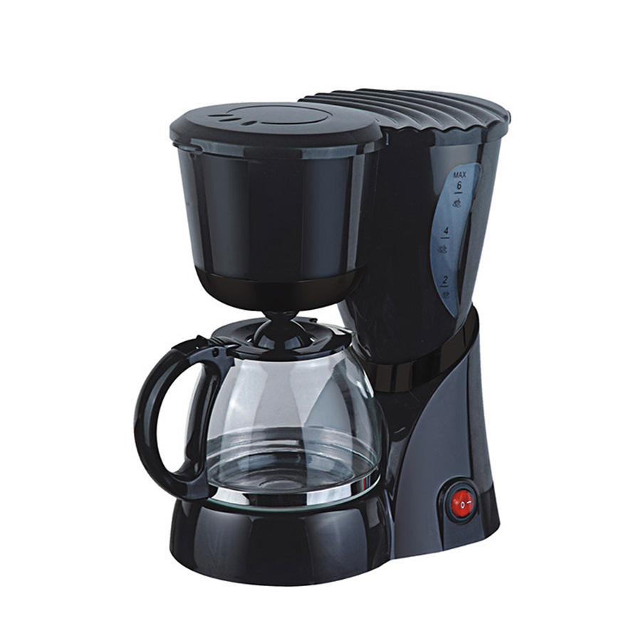 Coffee Maker Automatic Coffee Machine Drip make Cafe American Coffee Machine Plastic Hourglass Coffee Maker For Home 600ml coffee maker uses the american drizzle to make tea drinking machine