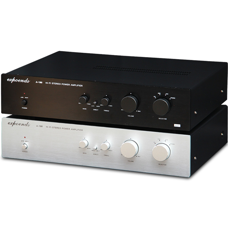 A180 250W*2 Toshiba power tube high power amplifier
