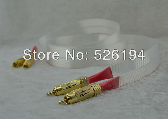 Free shipping Pair Nordost Red Dawn RCA interconnect cable with gold plated RCA plug cable free shipping pair taralabs rsc vector 2 rca interconnect cable with gold plated rca plug