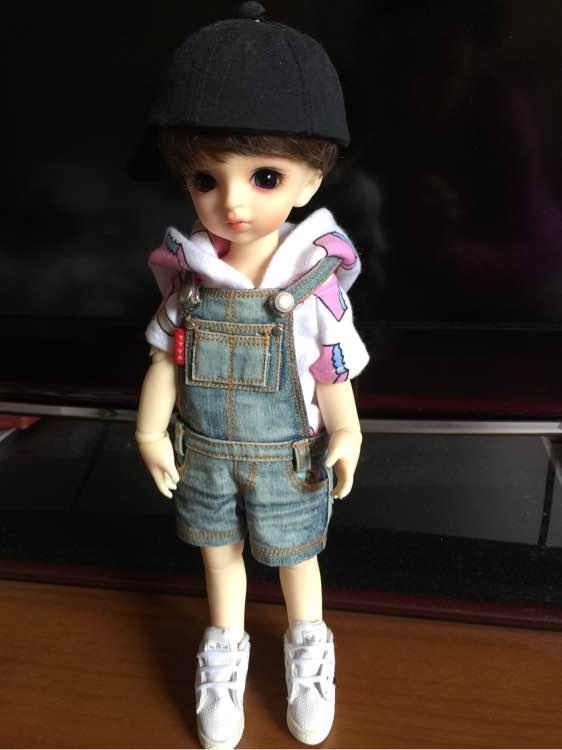 BJD Doll Volks YoSD Puff Papi 1 6 Resin Figure Model linachouchou luts delf superdoll napi