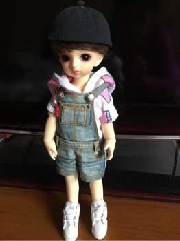 Doll BJD YoSD Puff Papi 1/6 Resin Figure Model LCC luts delf superdoll napi  Gift For Birthday Xmas OUENEIFS