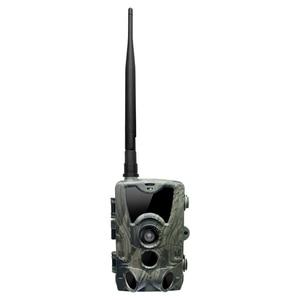 Image 3 - 4G كاميرا تعقب الحياة البرية الصيد كاميرات المراقبة HC 801LTE 16MP 0.3S الزناد الأشعة تحت الحمراء مع هوائي كاميرات البرية
