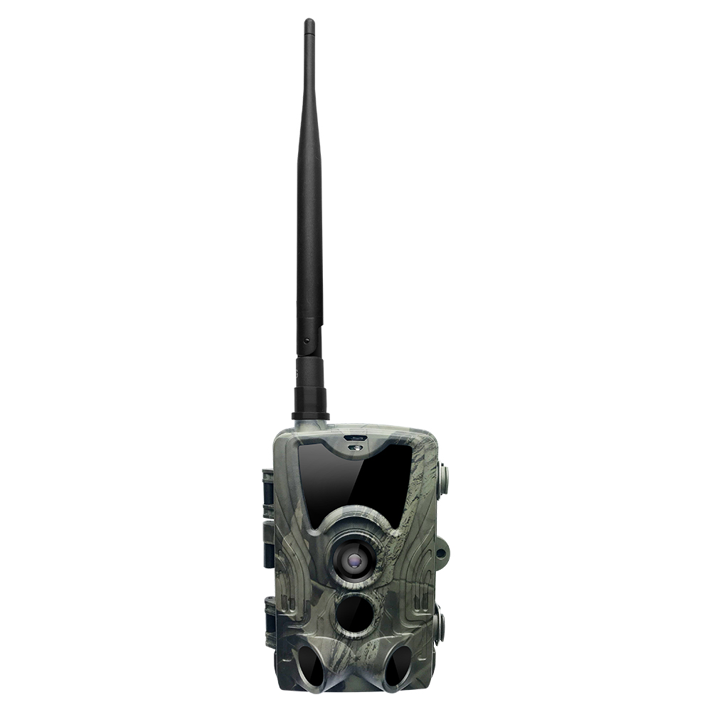 Image 3 - 4G Trail Camera Wildlife Hunting Surveillance Cameras HC 801LTE 16MP 0.3S Trigger Infrared With Antenna Wild cam Cameras-in Hunting Cameras from Sports & Entertainment