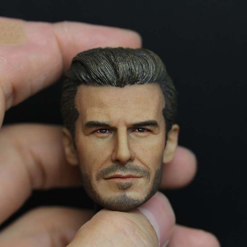 David Beckham 1/6 Scale Male Action Figure Model Toys For 12 Male Action Figure Accessory Gifts Collections Freeshipping popular 16 31 1 6 scale male head sculpt model toys for 12 male action figure body accessory collections freeshipping