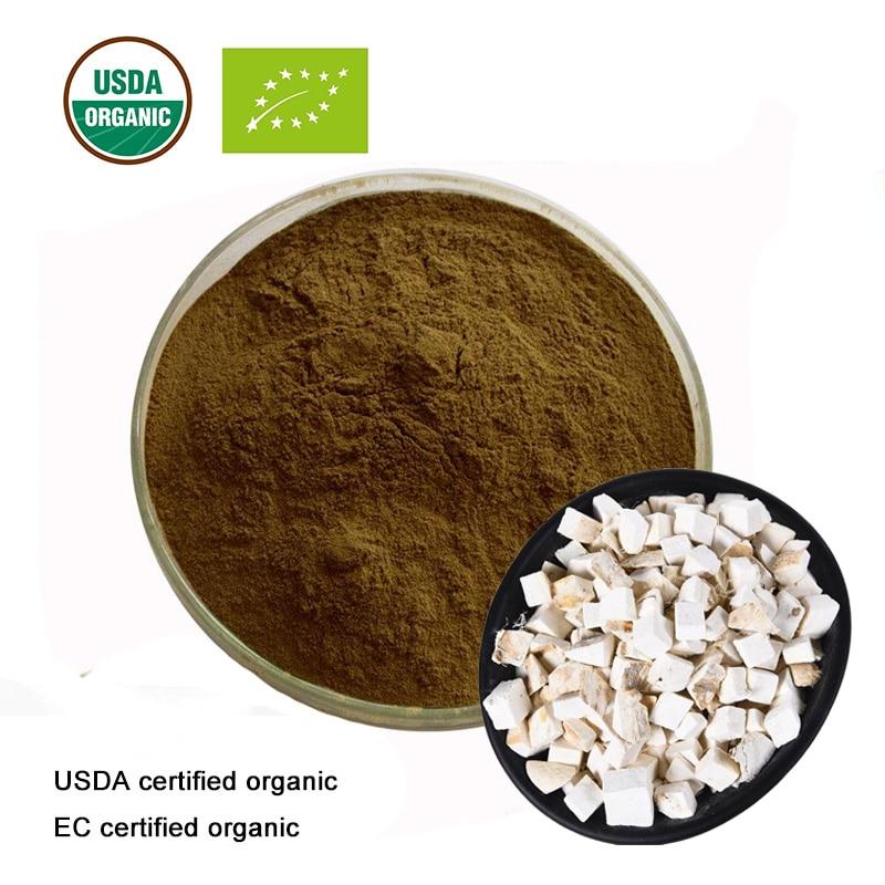 Usda Und Ec Certified Organic Pueraria Wurzel Extrakt 10:1 Puerarin Daidzeine Organische Kudzu Wurzel Extrakt 10:1 Und Verdauung Hilft Schlankheits-cremes Schönheit & Gesundheit