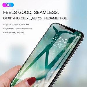Image 5 - Hoco Full Cover Gehard Glas Voor Iphone 11 Pro Max Xr X Xs Max Screen Protector 3D Beschermende Glas Op voor Iphone 7 8 Plus