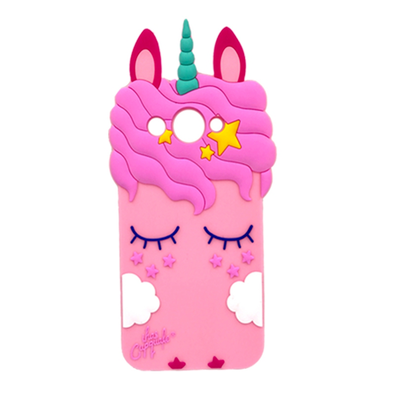Cute Pink Unicorn Girls Cartoon <font><b>Case</b></font> For <font><b>Huawei</b></font> Honor 8A 8X 7A 7C Y6 Prime <font><b>Y7</b></font> 2018 Y9 <font><b>2019</b></font> Y5 2017 Y6 II Y3 2017 Silicone <font><b>Cover</b></font> image
