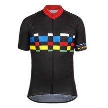 100% Polyester Pro Cycling Jerseys/Summer Breathable Racing Bicycle Cycling Clothing/Ciclismo Maillot Mountain Bike T-shirt недорого