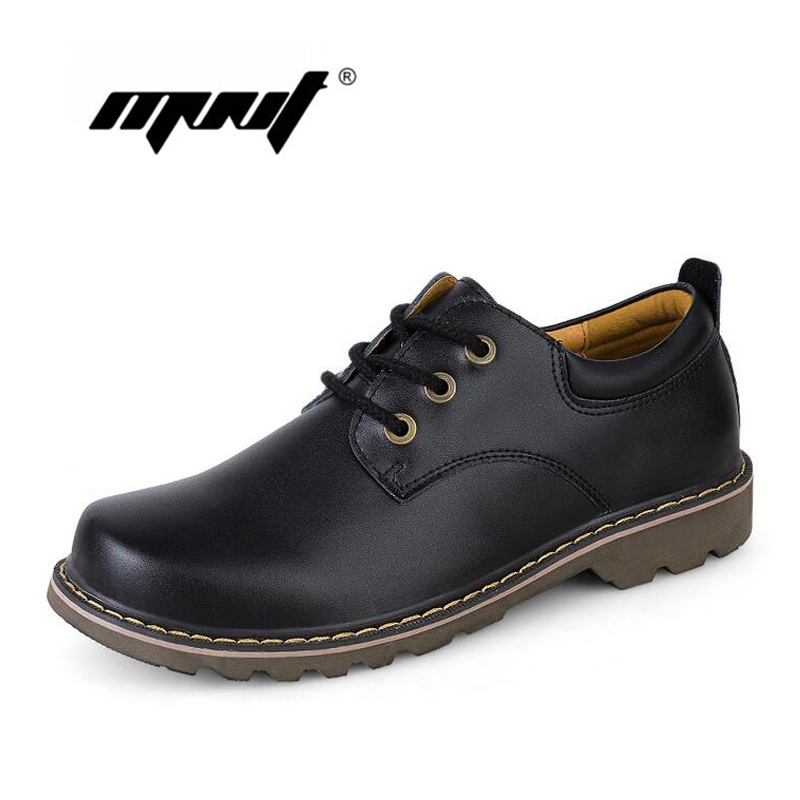 Handmade genuine leather men shoes plus size men flats shoes top quality oxford shoes outdoor autumn working shoes
