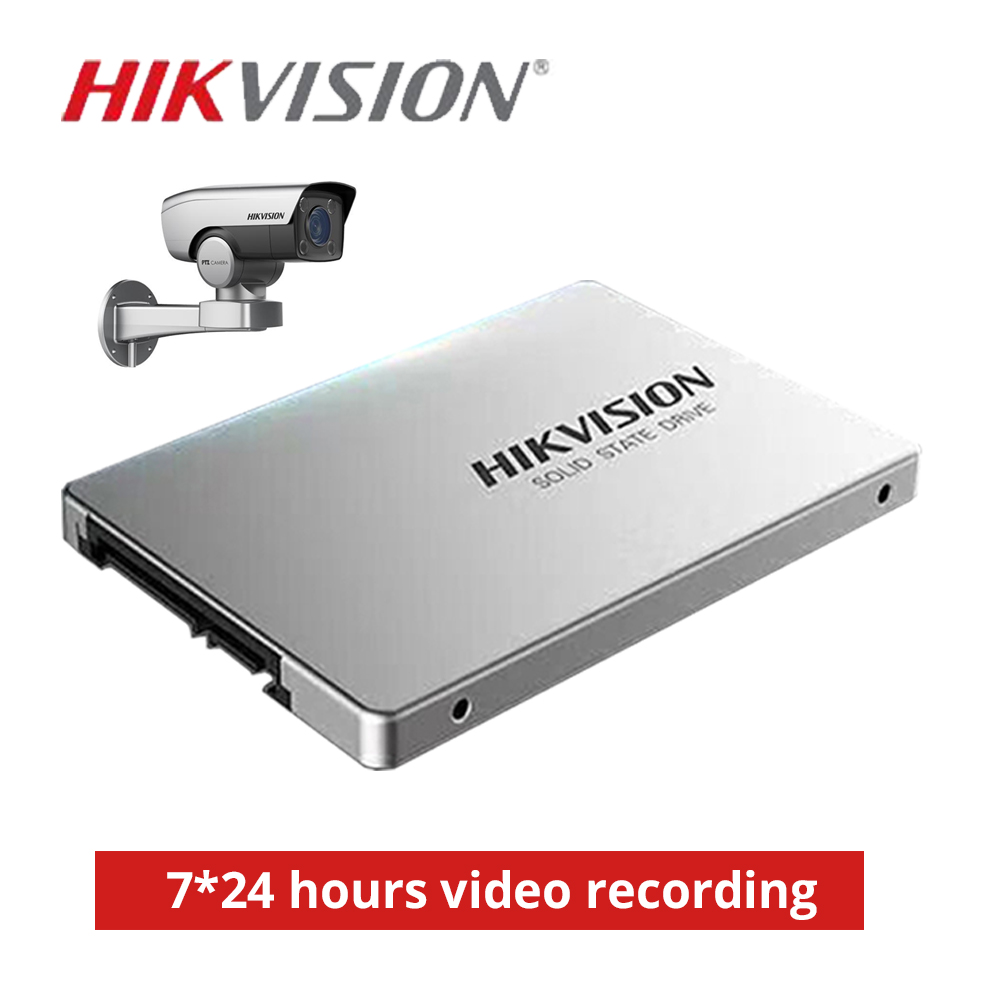 HIKVISION SSD Hdd Camera V100 1TB 512GB 1024GB Internal Solid State Drive SATA For Video Surveillance Desktop Laptop