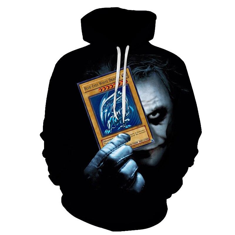 Hoodies & Sweatshirts Ailooge New Movie It Pennywise Clown Stephen King 1990 2017 Horror Movie Hoodie Sweatshirt Cosplay Sportswear Tracksuit 2019 New Fashion Style Online