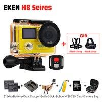 EKEN H8 Pro Action Camera H8R VR360 Ultra 2 0 Dual Dual LCD Mini Cam 4k