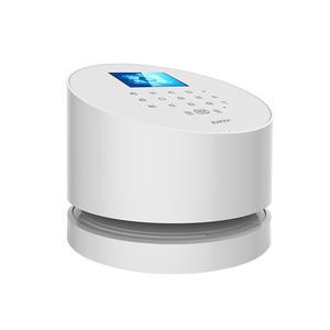 Image 2 - KERUI W2 لاسلكي مستودع المرآب لص نظام إنذار أمن الوطن PSTN GSM واي فاي ثلاثة في واحد وضع مع 720P كاميرا IP