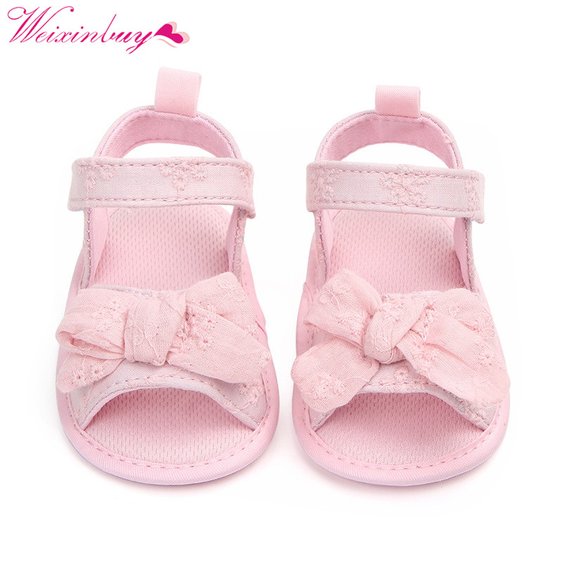 Sandals Girls Baby Shoes Fashion Newborn Bow Baby Girl Sandals Cotton Princess Sandals Baby Girl ShoesSandals Girls Baby Shoes Fashion Newborn Bow Baby Girl Sandals Cotton Princess Sandals Baby Girl Shoes