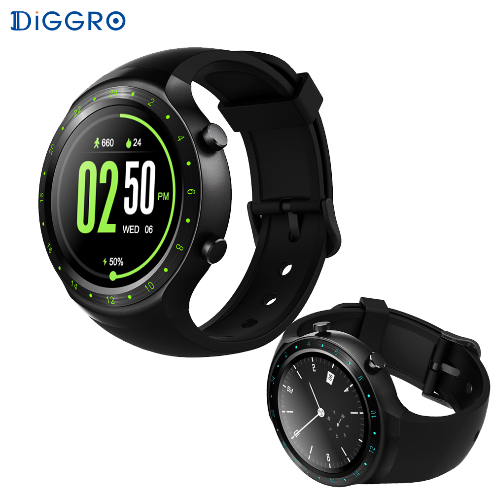 Diggro DI07 Android 5.1 Sports Smart Watch Bluetooth 4.0 RAM 512MB ROM 8GB Support 3G GPS WIFI Smartwatch for IOS and Android simcom 5360 module 3g modem bulk sms sending and receiving simcom 3g module support imei change