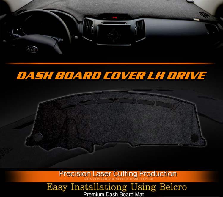 Высокое качество инструмент Коврики Автомобиля Зонтики Dashboard Избегайте Light сиденья Защитная крышка Коврики S Ковры для Honda Odyssey 2009- 2013