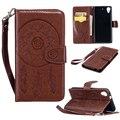 Sinos de vento leather flip phone cases para htc desire 626 628 5.0 Polegada 626 w 626D 626G 626 S Casos Covers Bags Shell Habitação capô