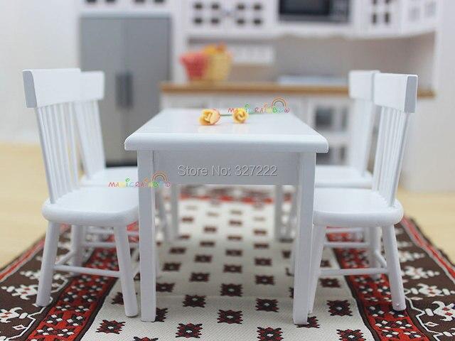 Speelgoed Keuken Hout : Schaal poppenhuis miniatuur meubels keuken houten speelgoed