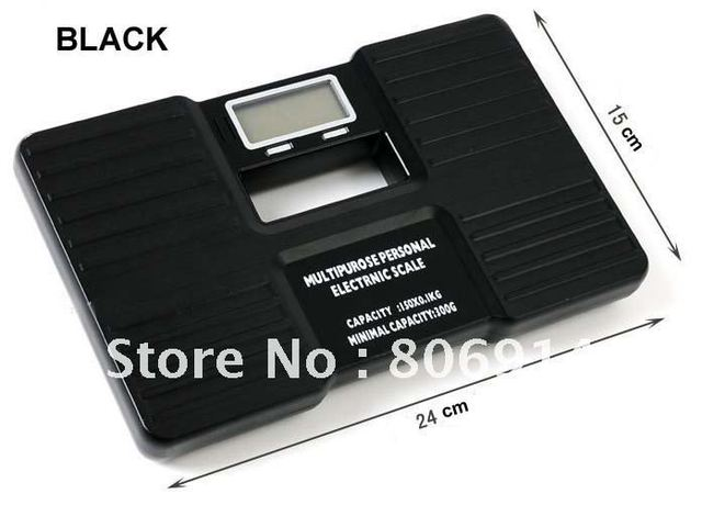 Free Shipping 150kgx0.1kg (330LB) one-step on Digital Personal Scale electronic body weighing sale health scale