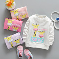 Baby Toddler  Tops  Fashion  Audel Audel Cotton Sweatershirt Long Sleeve Tshirts Winter Bottoming Shirt  Baby Clothes G126
