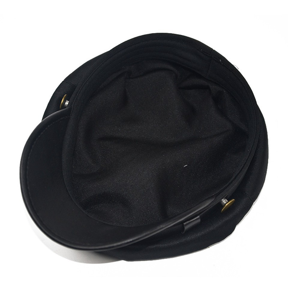 80475469e914b 2019 Cap Hat Female Winter Hats For Women Men Ladies Army Militar ...