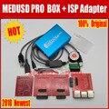 100% Оригинальный Медуза Pro Box Медуза коробка + ISP 3 в адаптер + адаптер JTAG MMC для LG для samsung для huawei с Optimus кабель