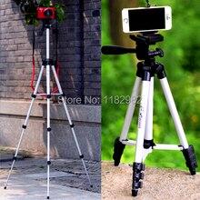 2in1 1 комплект Weifeng WT3110A 3-способ Камера штатив сумка + держатель телефона для Canon для Nikon D7100 для iPhone6 6 P 5S 4S для Samsung