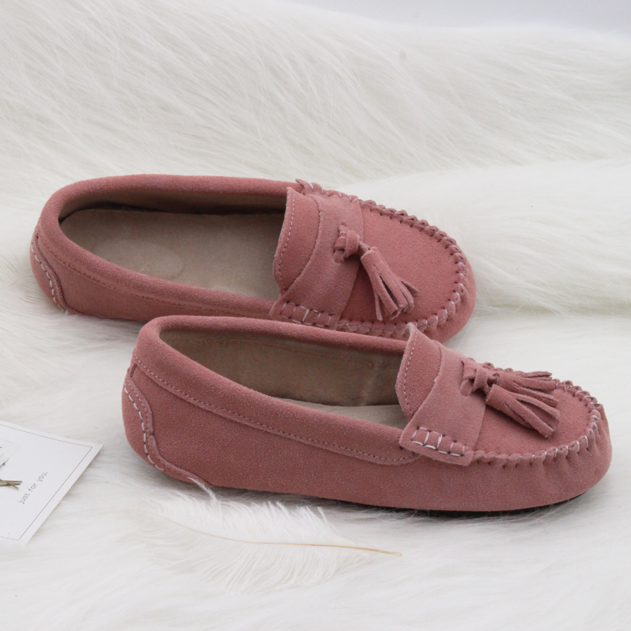 Top Quality Women 100% Genuine Leather Shoes New Fashion Casual Women Shoes Designer Leather Female Shoes Spring Women Flats factory direct sale women cloth shoes new designer shoes bowknot casual shoes work flats