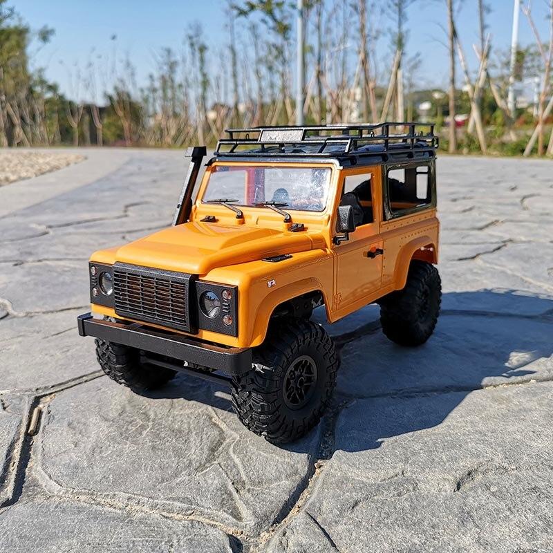 1/12 échelle RC voiture télécommande camion jouet MN-90/D90 pick-up voiture pour enfants adultes YH-17 - 4