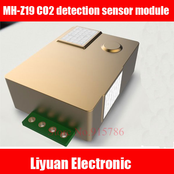 Selfless 1pcs Mh-z19 Co2 Detection Sensor Module/infrared Carbon Dioxide Sensor Diversified In Packaging Back To Search Resultselectronic Components & Supplies