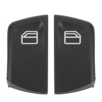 2 sztuk ABS antykorozyjne okno samochodu konsola kontrola mocy przełącznik wciskany pasuje do Mercedes Vito Viano W639 Sprinter II 906 czarny tanie i dobre opinie Okno dźwigni i okna uzwojenia uchwyty Stable performance high reliability QC15595 2003-2013