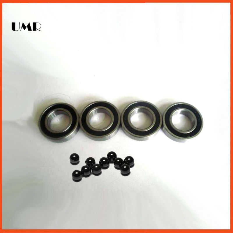 SC6806-2RS (30*42*7 mm) s6806-2rs hybrid si3n4 Stainless steel hybrid ceramic ball bearing sc6806 2rs цена и фото