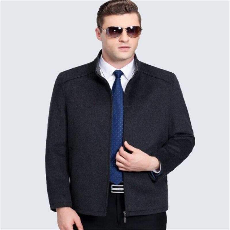 Entreprise 3xl Cachemire Veste Red Hiver Mode Manteau M Smart Laine Coupe Vente Marque grey Chaude vent De Hommes Casual 0zfgxq8