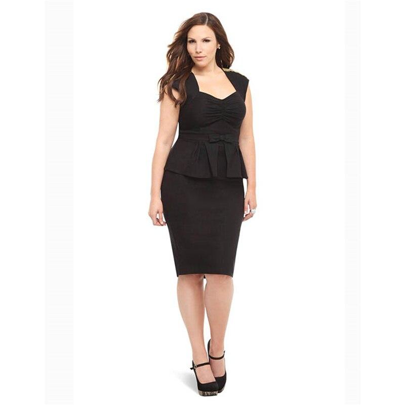 Dream Vine Wholesale Black Office Ol Style Vestido De Festa Women