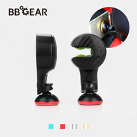 BBGear Magnetic Phone Holder 360 Degree Rotation Car Seat Chair Phone Bracket With Hook For IPhone