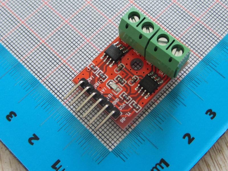 2PCS Two Motor L9110 Module L9110S DC/Stepper Motor Driver Module H Bridge