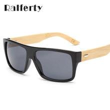 Wood Natural Bamboo Sunglasses For Men