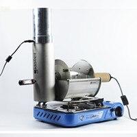Coffee Bean Roaster Glaster Home Straight Fire Coffee Roasting Machine Small Coffee Shop Use Roaster 500g