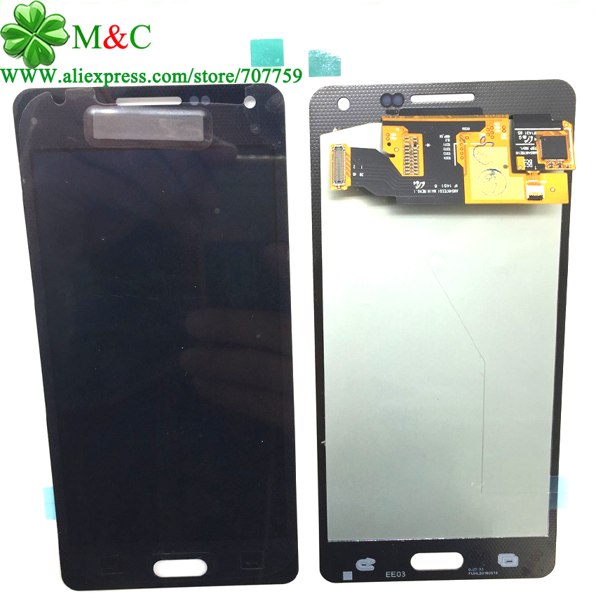 OGS A5 LCD Touch Panel For Samsung A5 Galaxy A5000 A500 SM-A510F A510FD A510 LCD Display Touch Screen Digitizer Assembly