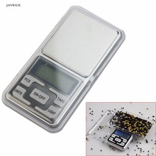 JAVRICK 500g 0.1g Digital Pocket Scale Jewelry Precision Weight Electronic Balance Hot