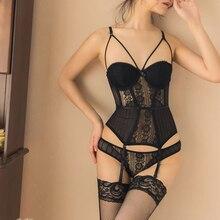 608f714c9434 Compra bustier corset lingerie y disfruta del envío gratuito en ...
