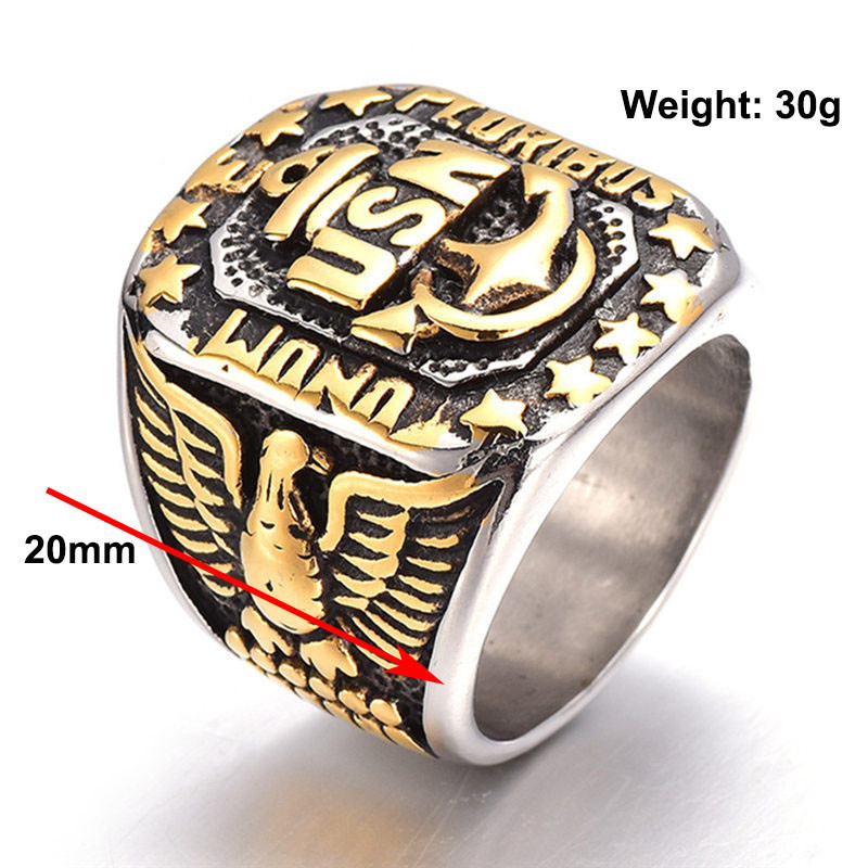 Eagle Finger Ring (1)