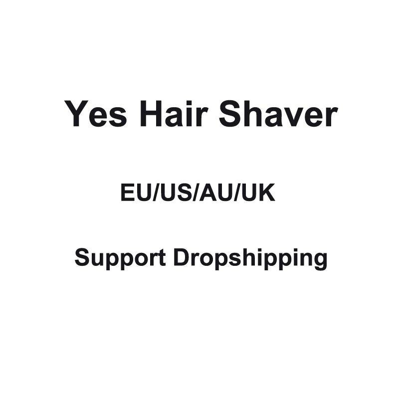 Wiederaufladbare Ja Haar Remover New typ persönliche Haar Rasierer Unterstützung Dropshipping