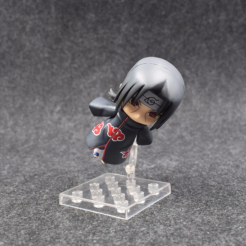 Nendoroid Naruto Figure Shippuden Uchiha Itachi 820 PVC Action Figures Collectable Model Toy Doll Birthday Gift (4)
