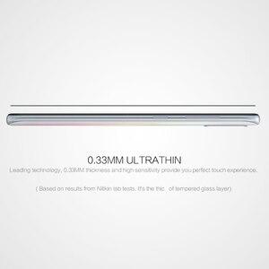 Image 4 - Szkło hartowane do Samsung Galaxy A20 A30 A40 A50 A70 A70S A80 A90 Nillkin CP + 2,5d pełna folia klejowa do Samsung A50 szkło