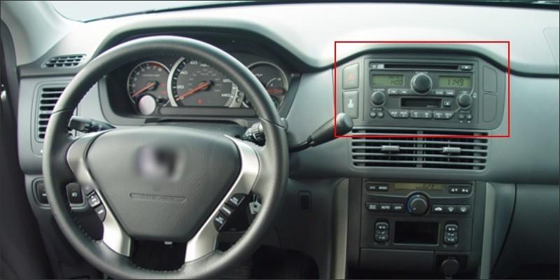 Flash Deal Liislee For Honda Pilot 2003~2008 Car Radio CD DVD Player GPS NAVI Navigation Audio Video Stereo HD Screen Android S160 System 2