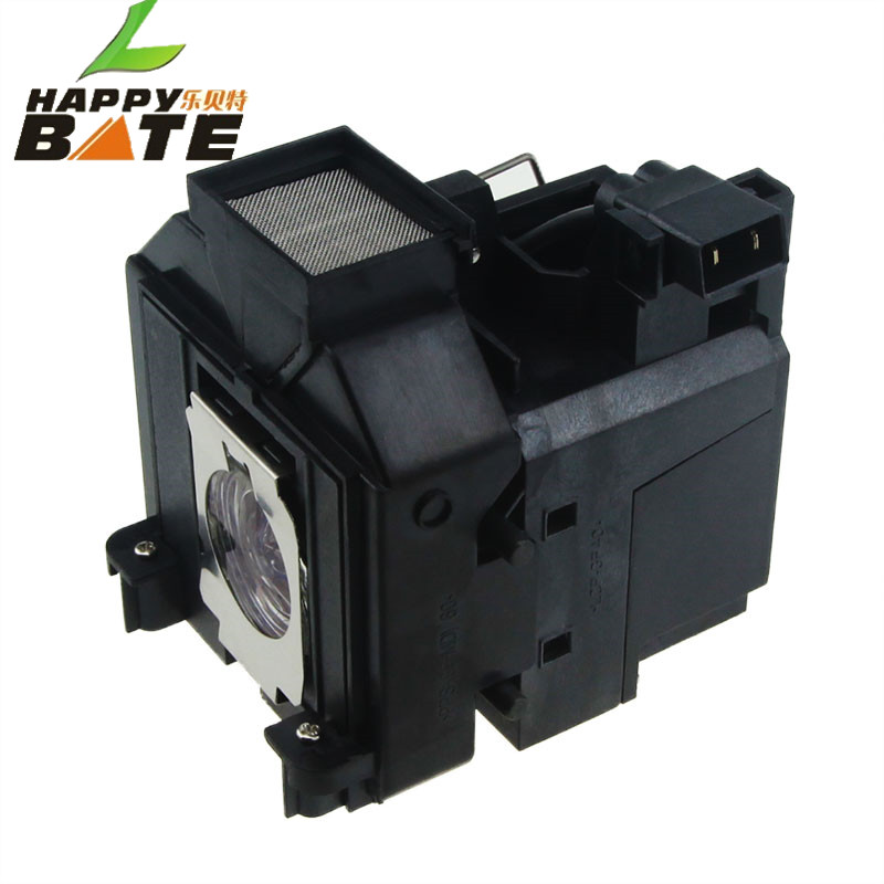 HAPPYBATE ELPLP69 V13H010L69 Bare Lamp with Housing for EH-TW8000 EH-TW9000 TW90000W TW9100 PowerLite HC5010 PowerLite HC5020UB replacement bulb lamp elplp85 for epson eh tw6600 eh tw6600w powerlite home cinema 3000 powerlite home cinema 3500 projectors