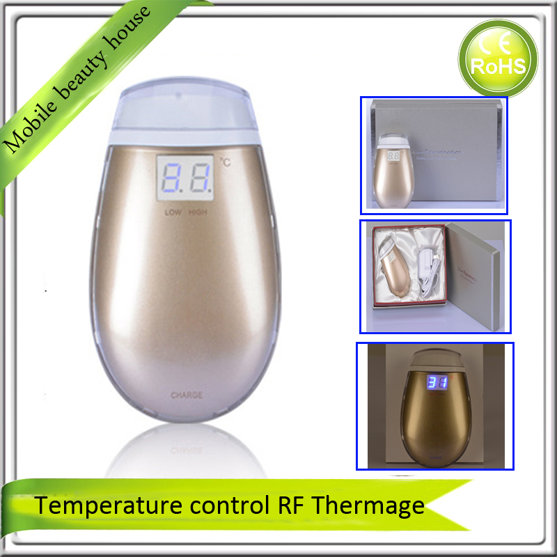 LCD Display Temperature Control RF Radio Frequency Skin Energy Activation Collagen Stimulation Face Tighten Beauty Instrument lc171w03 b4k1 lcd display screens