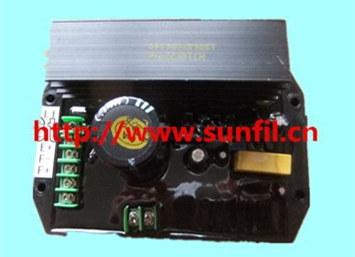 Automatic 10KW AVR HJ10K220V-B gasoline generator parts ,5PCS/LOT,Free shipping