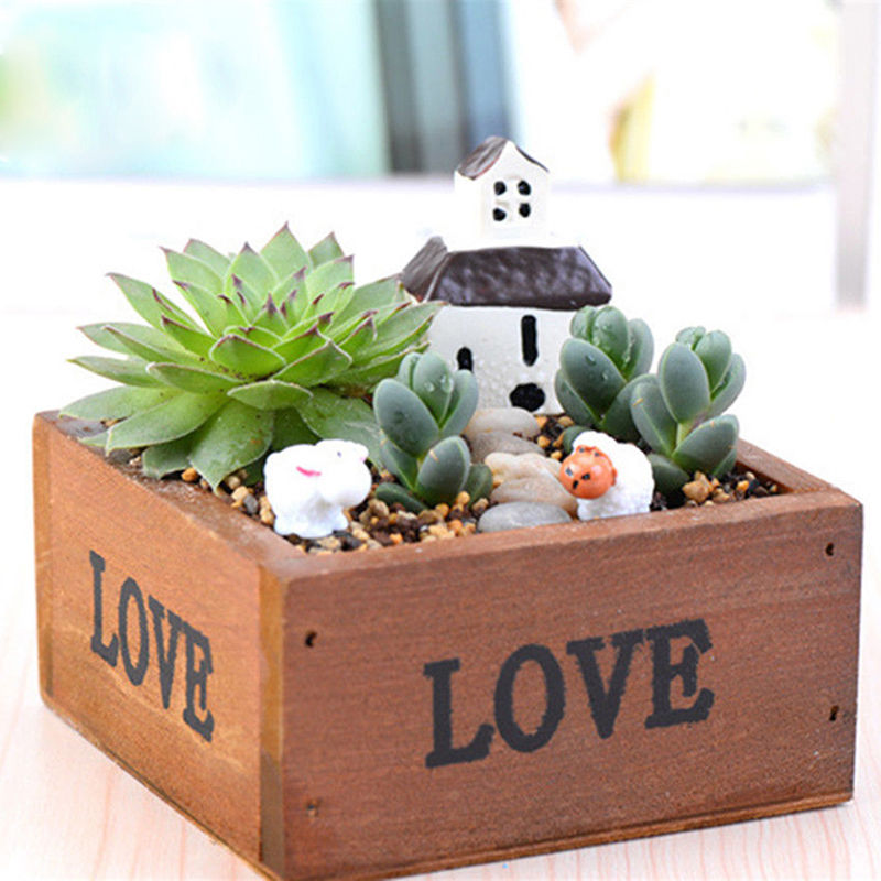 Popular Wooden Planter Box Buy Cheap Wooden Planter Box